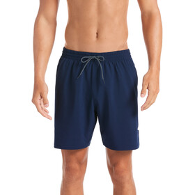 "Nike Swim Essential Vital 7"" Volley Shorts Heren, midnight navy"